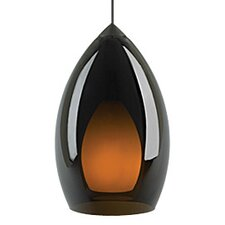 Fire 1 Light Monopoint Pendant