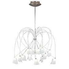 <strong>Tech Lighting</strong> Rhapsody 15 Light Chandelier
