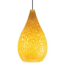 Brulee 1 Light Energy Efficient Brulee Pendant