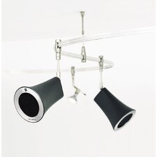 Railtoness Two Speaker Kit with Monorail Mount