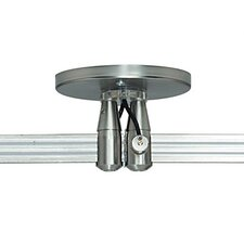 MonoRail Round Dual Power Feed Canopy