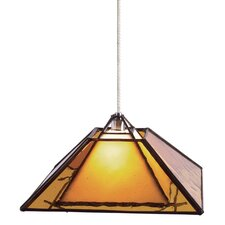 <strong>Tech Lighting</strong> 1 Light Oak Park Pendant