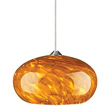 <strong>Tech Lighting</strong> 2 Light Meteor Frit Pendant