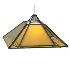 <strong>Tech Lighting</strong> Oak Park 1 Light Monorail Pendant