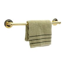"Newport 20.5"" Wall Mounted Single Towel Bar"