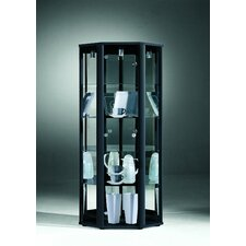 Space Corner Display Cabinet