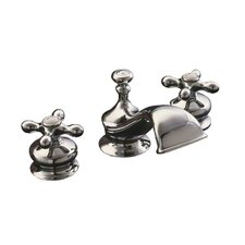 Thames Double Handle Widespread Bathroom Faucet