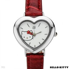 <strong>Vivid Gemz</strong> Hello Kitty Women's Watch