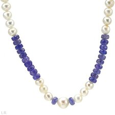 925 Sterling Silver Cultured Pearl Necklace