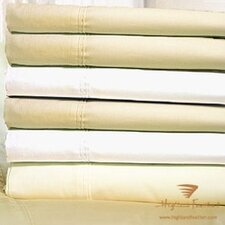 <strong>Highland Feather</strong> Milan 600 Thread Count Sheet Set