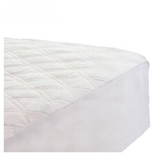 <strong>Highland Feather</strong> Avant Garde Platinum Cotton Blend Mattress Pad