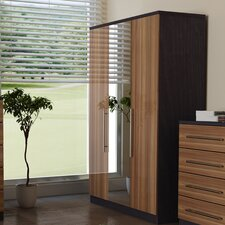 <strong>GFW - The Furniture Warehouse</strong> Wyoming 3 Door Wardrobe