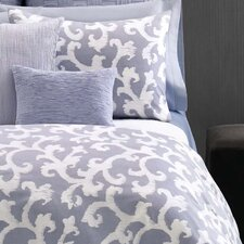 <strong>Vera Wang</strong> Scrolls 300 Thread Count Sateen Sheet Set