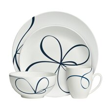 <strong>Vera Wang</strong> Glisse 4 Piece Place Setting