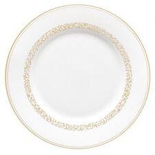 "Vera Filigree Gold 8"" Salad Plate"