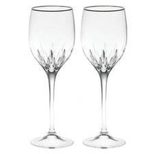 Duchesse Platinum Wine Glass (Set of 2)
