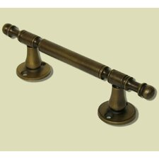 "<strong>Gado Gado Hardware</strong> Finial 5.5"" Bar Pull"