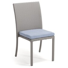 <strong>Residenz</strong> Brisbane Stacking Dining Side Chair with Cushion