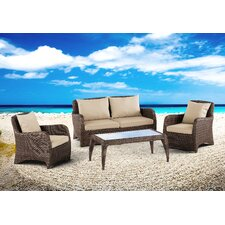 Corentine Deep Seating Group with Cushion