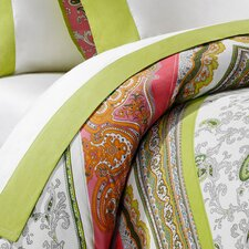 <strong>echo design</strong> Gramercy Paisley 230 Thread Count Sheet Set