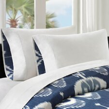 <strong>echo design</strong> Bansuri 230 Thread Count Sheet Set