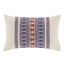 <strong>echo design</strong> Cozumel Cotton Faux Linen Decorative Pillow
