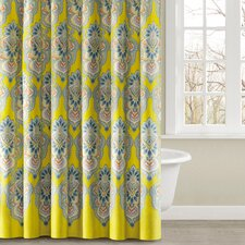 Rio Cotton Blend Shower Curtain