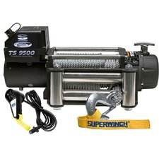 Tiger Shark Off-Road Winch with 9500lb Capacity