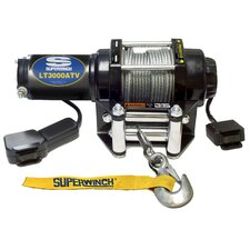 LT3000 3,000 Lbs. Capacity ATV Winch