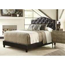 All-N-One Queen Panel Bed I