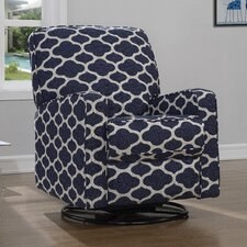 Sutton Trellis Swivel Glider Recliner