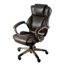 Executive Butterfly Bonded Leather Chair