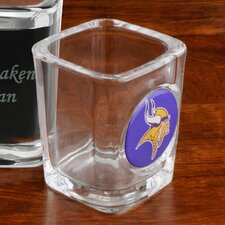 Personalized Gift Personalized NFL Shot Glass