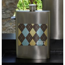 <strong>JDS Personalized Gifts</strong> Personalized Gift Guys Party Flask