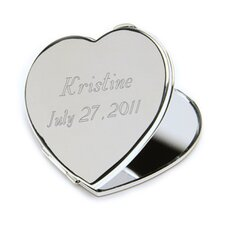 Personalized Gift Heart Mirror