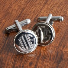 Personalized Gift Plain Cufflink