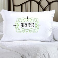 Personalized Gift Felicity Glamour Girl Pillowcase