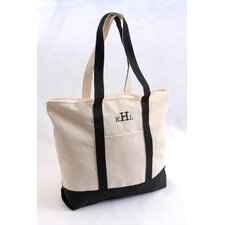 Personalized Gift Beach Tote 'Em Bag