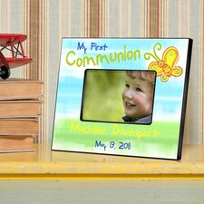 Personalized Gift First Communion Picture Frame