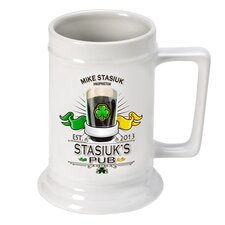 Personalized Gift Beer Stein