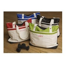 Personalized Gift Fitness Fun Tote Bag