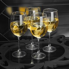 <strong>JDS Personalized Gifts</strong> Personalized Gift White Wine Quartet (Set of 4)