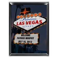 <strong>JDS Personalized Gifts</strong> Personalized Gift Vegas Marquee Traditional Sign