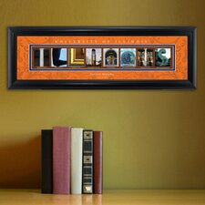 Personalized Gift College Campus Wall Art