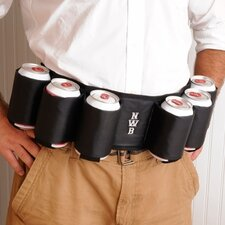 <strong>JDS Personalized Gifts</strong> Personalized Gift Joe Sixpack Beer Belt