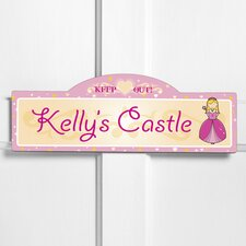 <strong>JDS Personalized Gifts</strong> Personalized Gift Personalized Kids Room Sign