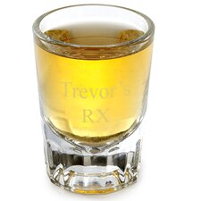 Personalized Gift Distinction Shot Glass
