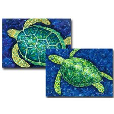Sea Turtle Placemat (Set of 4)