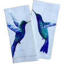 Hummingbird Tea Towels (Set of 2)