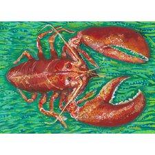 Lobster Canvas Mat